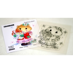 Hamilton Hamster &ndash; Pammys Gift Stamp